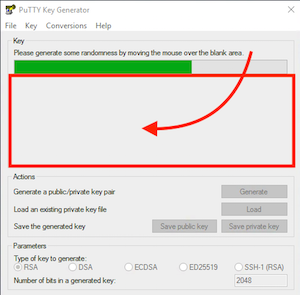 Working with SSH Keys in Windows with Putty - beta awsdocs com